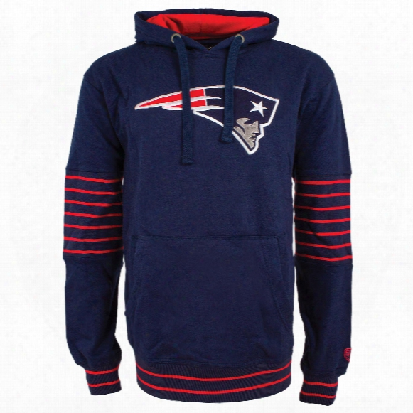 New England Patriots Nfl Piper Hoodie