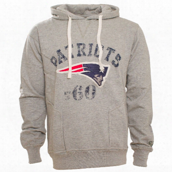 New England Patriots Nfl The Ring Established Hoodie