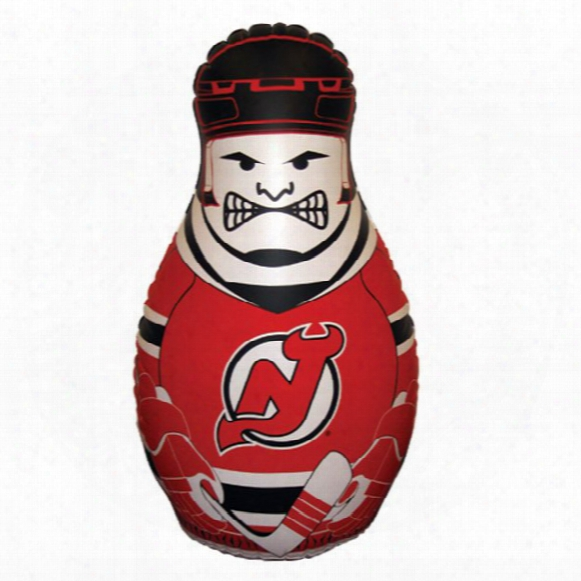 New Jersey Devils Inflatable Checking Buddy