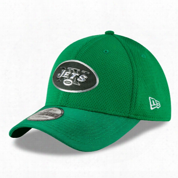 New York Jets 2016 Nfl On Field Color Rush 39thirty Cap