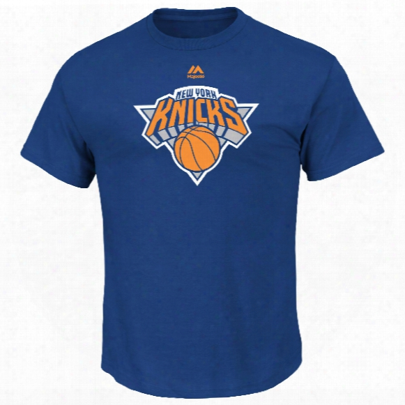 New York Knicks Primary Logo Nba T-shirt