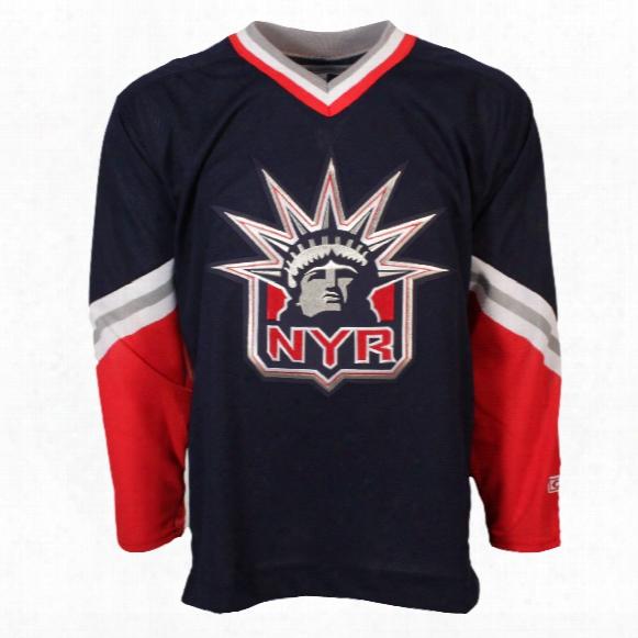 New York Rangers Vintage Replica Jersey 1996-07 (alternate)