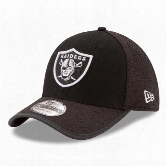 Oakland Raiders New Era 2017 Nfl On Field Training 39thirty Hat