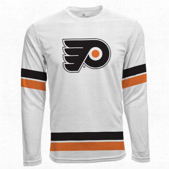Philadelphia Flyers Authentic Scrimmage Fx Long Sleeve T-shirt