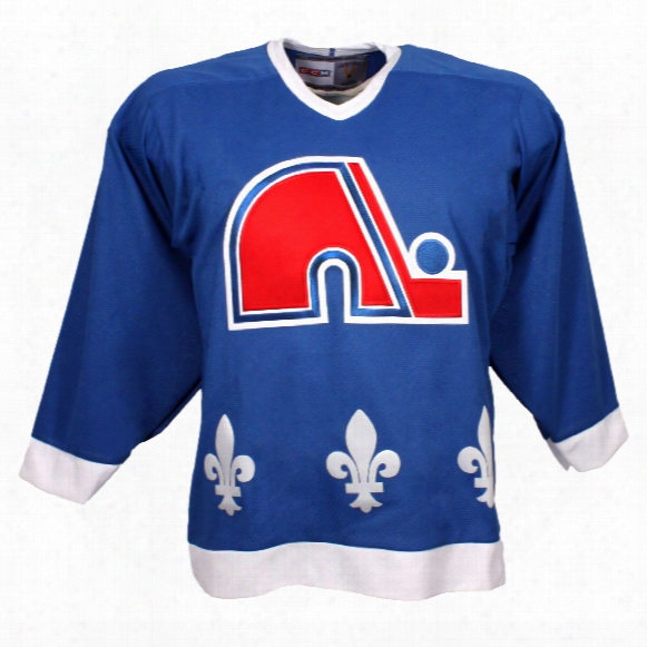 Quebec Nordiques Vintage Replica Jersey 1992 (away)