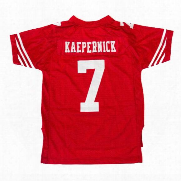 San Francisco 49ers Colin Kaepernick Nfl Team Apparel Youth Limited Replica