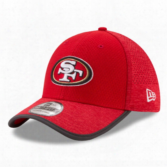 San Francisco 49ers New Era 2017 Nfl On Field Training 39thirty Hat