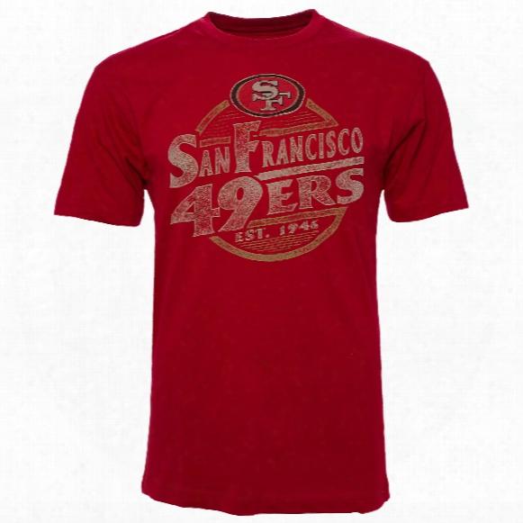 San Francisco 49ers Nfl Coil T-shirt