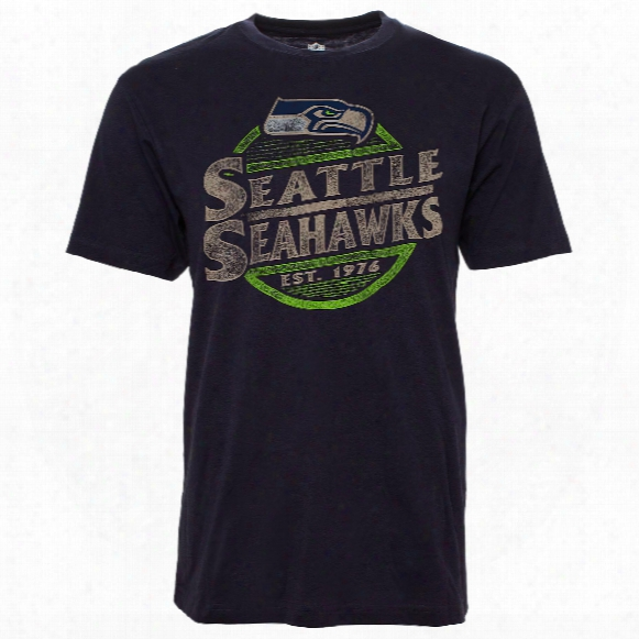 Seattle Seahawks Nfl Coil T-shirt