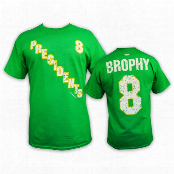 *slapshot* Hyannisport Presidents Nick Brophy T-shirt