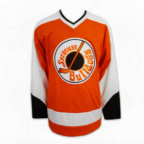 Syracuse Bulldogs *slapshot* Replica Away Jersey