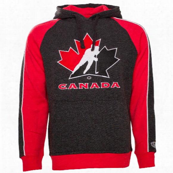 Team Canada Iihf Merciless Hoodie