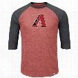 Arizona Diamondbacks Grueling Ordeal 3 Quarter Sleeve T-Shirt