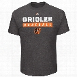 Baltimore Orioles Proven Pastime T-Shirt