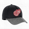 Detroit Red Wings CCM Hockey Structured Stretch Fit Cap
