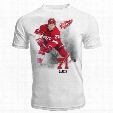 Detroit Red Wings Dylan Larkin FX Highlight Reel Kewl-Dry T-Shirt