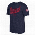 Montreal Canadiens CCM Strike First Tri-Blend T-Shirt