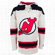 New Jersey Devils Vintage Heavyweight Jersey Lacer Hoodie