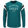 Philadelphia Eagles Showcase Classic NFL Long Sleeve T-Shirt