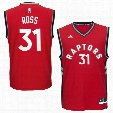 Terrence Ross Toronto Raptors NBA Swingman Replica Jersey - Red