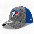 Toronto Blue Jays MLB New Era Shadow Blocker 39THIRTY Cap