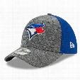 Toronto Blue Jays MLB New Era Shadow Blocker 39THIRTY Cap