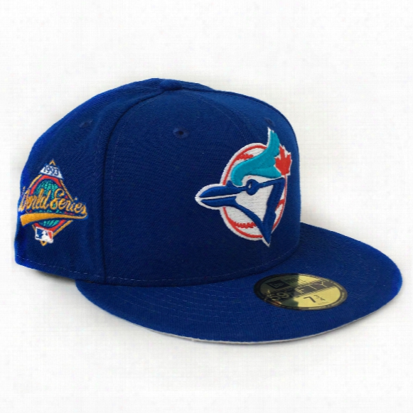 Toronto Blue Jays 1993 World Series 59fifty Authentic Fitted Baseball Cap