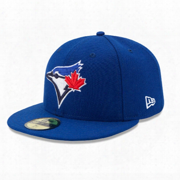 Toronto Blue Jays 2017 59fifty Authentic Fitted Performance Game Mlb Baseball