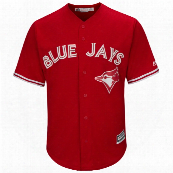 Toronto Blue Jays 2017 Cool Base Replica Alternate 2 Mlb Baseball Jersey