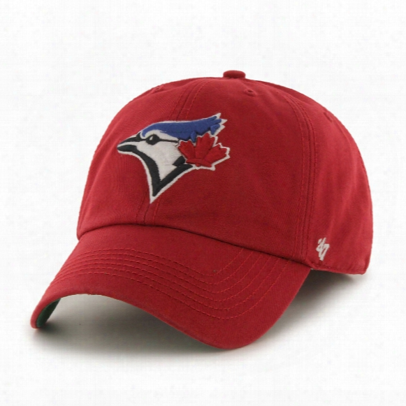 Toronto Blue Jays '47 Franchise Fitted Cap (alternate-red)
