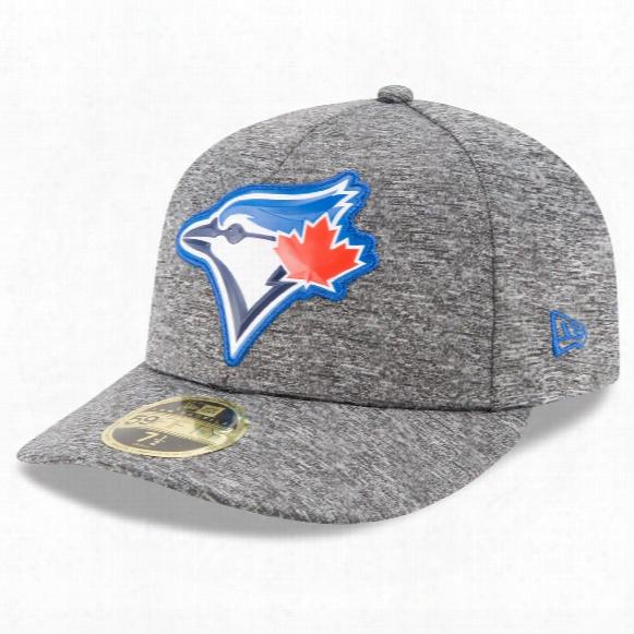 Toronto Blue Jays Mlb Team Bevel Low Profile 59fifty Cap