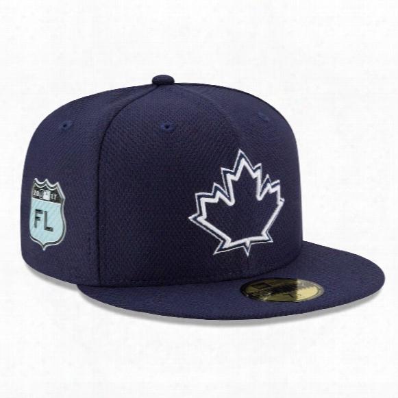 Toronto Blue Jays New Er 2017 Spring Training Diamond Era 59fifty Fitted Hat