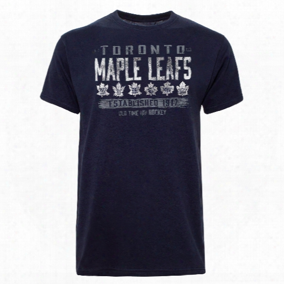 Toronto Maple Leafs Evolve T-shirt