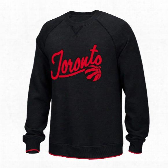 Toronto Raptors Adidas Nba Originals Crew