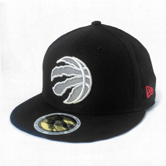 Toronto Raptors Nba Flected Team Trim 59fifty Cap