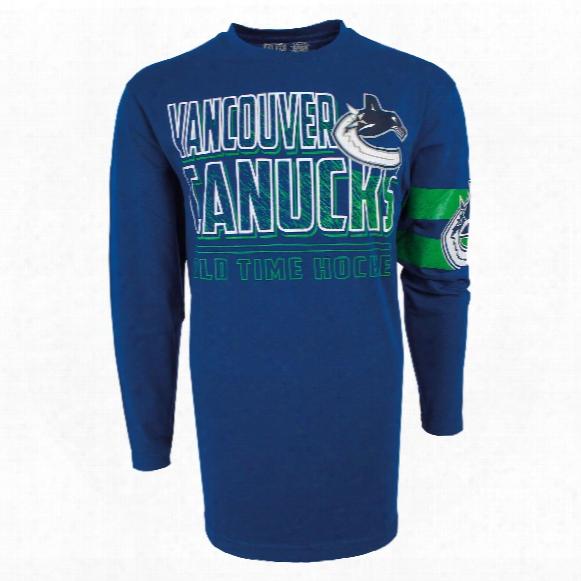 Vancouver Canucks Bandit Long Sleeve T-shirt