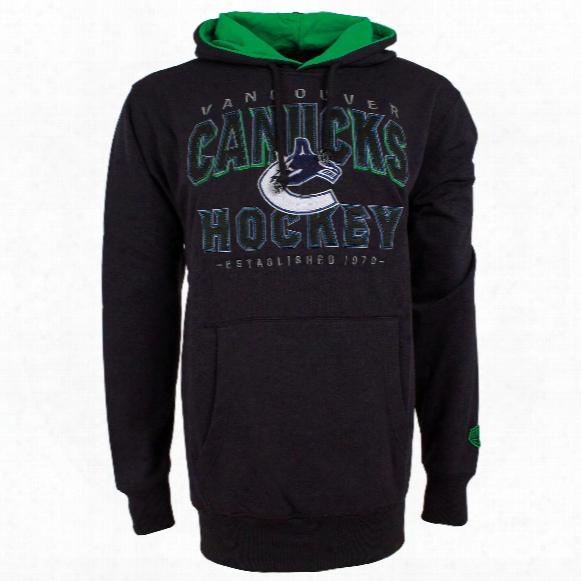 Vancouver Canucks Nhl Blackops Hoodie