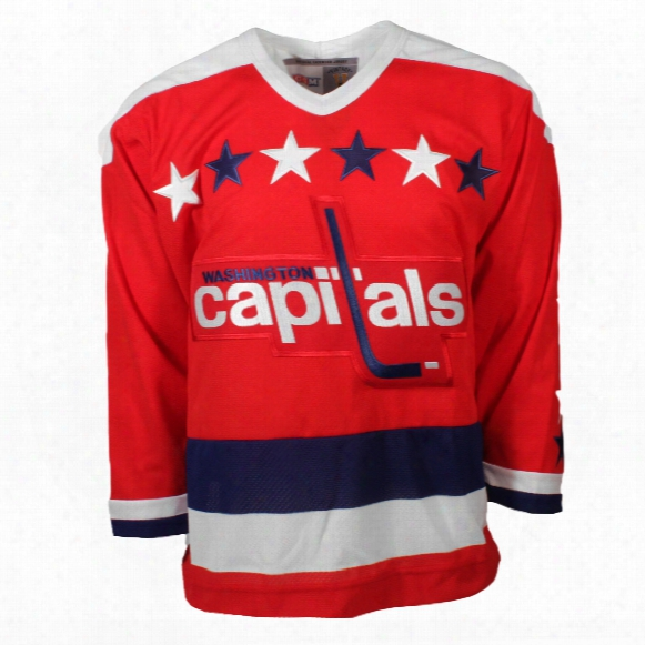 Washington Capitals Vintage Replica Jersey 1993 (away)