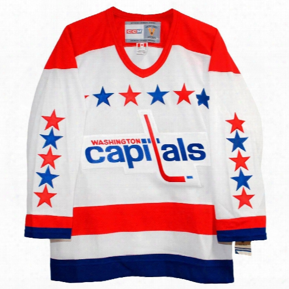 Washington Capitals Vintage Replica Jersey 1993 (home)