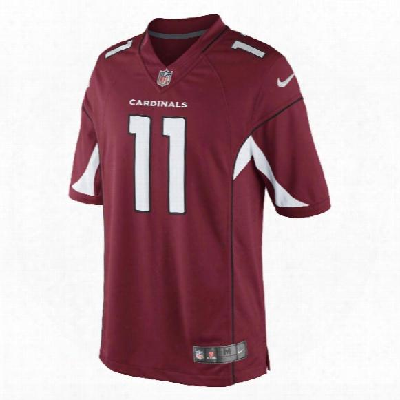 Arizona Cardinals Larry Fitzgerald Nfl Nike Limited Team Jersey