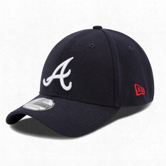 Atlanta Braves Mlb Team Classic 39thirty Road Cap