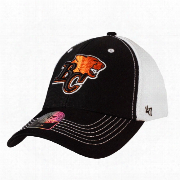 Bc Lions Cfl Influx Stretch Fit Cap