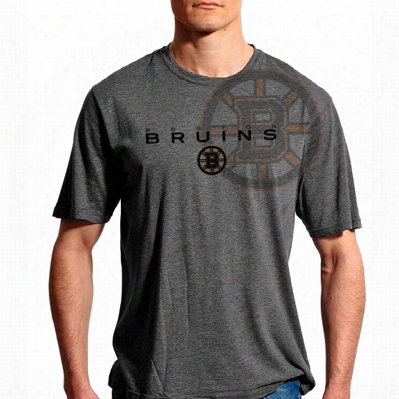 Boston Bruins Genuine Team Fx T-shirt (charcoal)