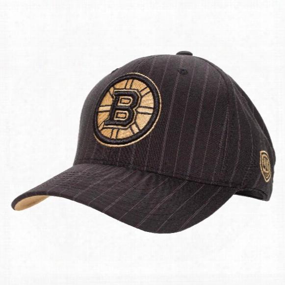 Boston Bruins Golden Stretchfit Cap