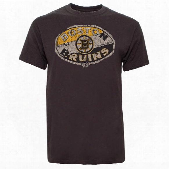 Boston Bruins Havana T-shirt (charcoal)