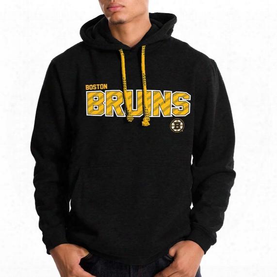 Boston Bruins Sideline Applique Lace Hoodie