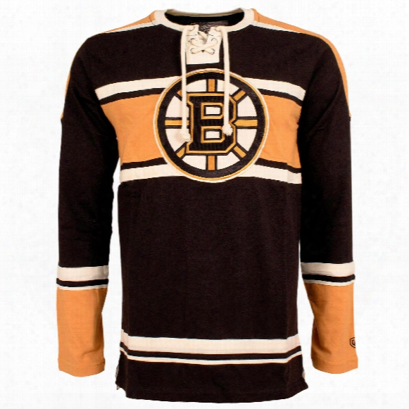 Boston Bruins Wisner Lace Crew