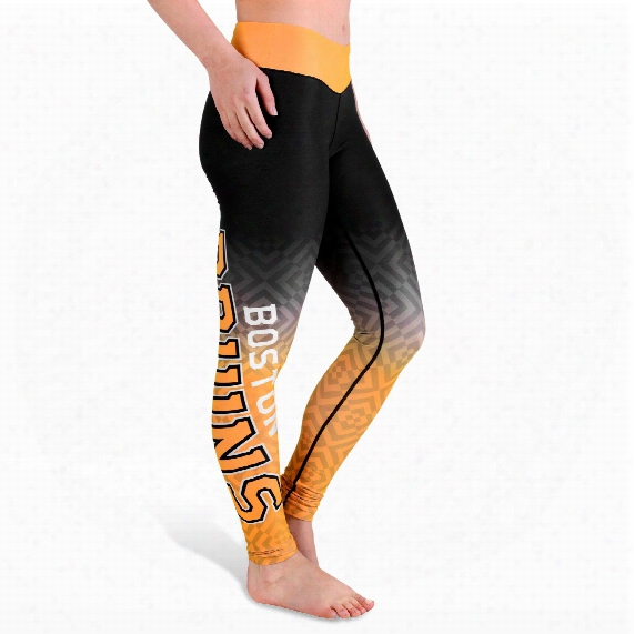 Boston Bruins Women's Gradient Leggings