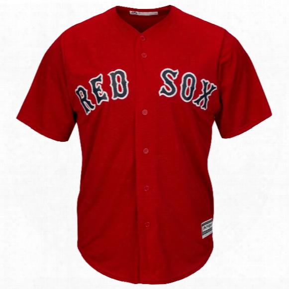 Boston Red Sox 2017 Cool Base Replica Alternate Home Mlb Baseball Jersey