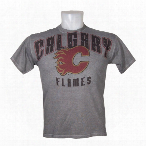 Calgary Flames Sport Arch Fx T-shirt